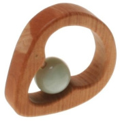 Grimm's Toys Birthstone Rattles - correspond to baby's star sign-LIBRA