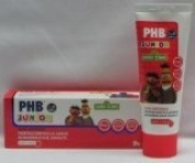 PHB Junior Sesame Street Strawberry Flavour Toothpaste 75 ml
