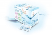 babskin Baby Bath - 100 x 7gm single use sachets