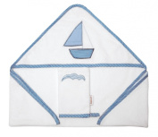 Baroo Sail Away Hooded Towel