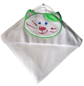 MaByLand Kitty Hooded Cuddly Bath Towel