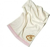 Be Be's Collection - terrycloth towel - big willi - pink 50x90