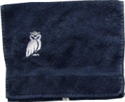Sauna Towel with Embroidery Owl