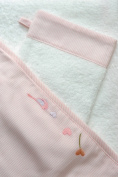 Laura Ashley Hooded Towel and Glove Set