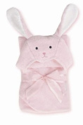 Bunny Hugs Hooded Baby Towel by Bearington Baby. Extra Cute!