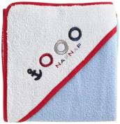 Naf-Naf Baby Towel with Hood and Glove