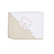 Petit Praia 80 x 80 cm Terry Cloth Towel Orson Beige