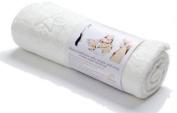 The Original Cuddledry Baby Bath Towel - White