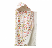 Dwell Studio Hooded Towel, Rosette Blossom
