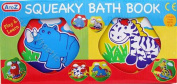 SQUEAKY BATH TOY BOOK