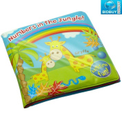 Baby Bath Time Travel / Jungle Waterproof Book
