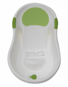 Tippitoes Mini Bath - White/Green