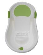 Tippitoes Mini Bath - White/Green