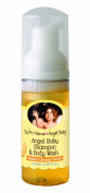 Earth Mama Angel Baby Shampoo & Body Wash Travel Size
