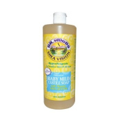 Dr.Woods Products Baby Castile Soap with Shea Butter, Shea Butter 950ml