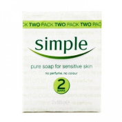 Simple Soap 125gm (Pack of 12) [Misc.]