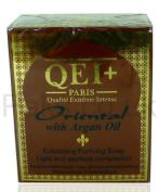***ORIGINAL***QEI+ PARIS ORIENTAL ARGAN TONING SOAP / LIGHTENING SOAP 200gm