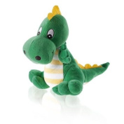 Fashy Funny Dragon Heat Pack with Rapeseed Filling Green