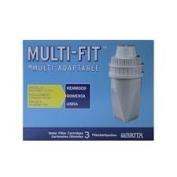 Brita Multi Fit 3 Pack - BRIT-100522
