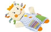 Kaethe Kruse 75302 - Cherrystone Pillow Prince Charming