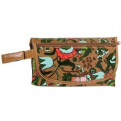 Isoki Change Mat Clutch Bag Ginger Bloom