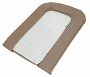 Candide 153260 Baby Changing Mattress PVC / High-Pressured Sponge Macaroon-Coloured with 1 Sponge White