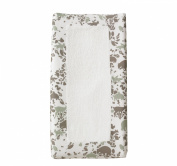 Dwell Studio Changing Pad Cover, Woodland Tumble Mocha