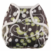 Blueberry Coveralls Nappy Cover