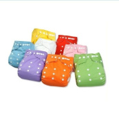 Babyland All in One Size Cloth Nappies - Set of 5
