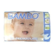 Bambo Nature Premature 24 Nappies