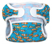 Bummis Swimmi Swim Nappy - Clownfish, large