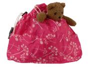 Baby Essentials Organiser - Pink