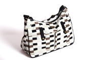 Caboodle 2012 EveryDay changing bag, Pisa black and white