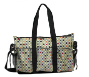 Aardman Dot Tote Changing Bag