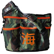 Nappy Dude Camouflage Kai Bag