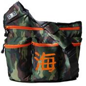 Nappy Dude Camouflage Kai Bag