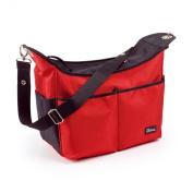Babyclic Bag Juno Rojo