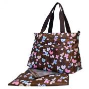 Mabyland Sweet-Pea Daily Changing Bag Set