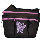 Nappy Dude Butterfly Nappy Diva Bag