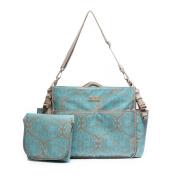 Momymoo Lulu Ii Baby Changing Bag Batik
