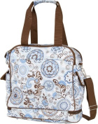 Bumble Collection Camille Getaway Nappy Bag - Starry Sky