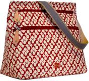 PacaPod baby changing bag - Jura Cranberry