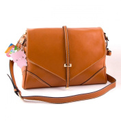 Yippydada Foxy Real Leather Baby Changing Bag