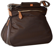 PacaPod Baby changing bag - Portland-chocolate