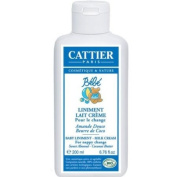 Cattier Liniment cream lotion for nappy change 200ml