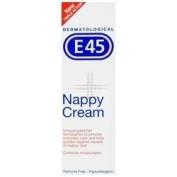 THREE PACKS of E45 Nappy Cream