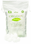 Organyc Beauty Cotton Balls, 100 CT