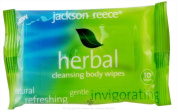 Jackson Reece Flushable Wipes - 10 Pack