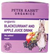 Peter Rabbit Organics From 6 Months Organic Blackcurrant and Apple Juice 150 ml