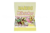 Haribo Milkshakes Kids Foam Sweets - 12 x 160gm